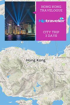 Hong Kong Travelogue - Itinerary for 3 Days | HipTraveler