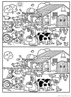 Spy Games For Kids, Hidden Picture Puzzles, English Worksheets For Kids, Pediatric Ot, Hidden Objects, Hidden Pictures, Class Activities, Math Games, Colouring Pages