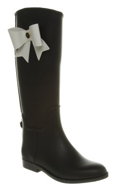 MARDEA BOW WELLY BOOT - style no: 47346618