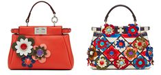 Must-have: Fendi's SS16 Flowerland collection
