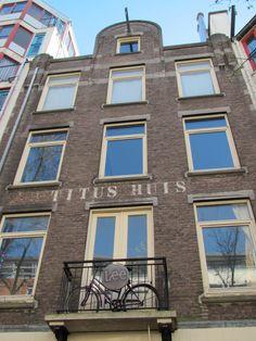 Titushuis, near the Rembrandthuis museum, Jodenbreestraat, Amsterdam