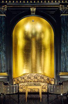 LUXURY HOTELS - THE SAVOY LONDON