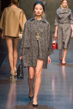 Dolce & Gabbana - Pasarela 13-14