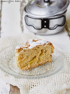 Spelt Flour Apple Pie