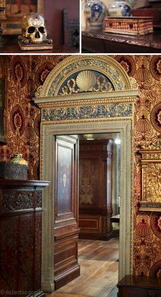 palazzo bagatti valsecchi interior , Italy