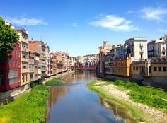 Touchdown Girona. #SpainAdventure #travel #cycling
