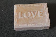 Faith and Love Goat's Milk Soaps by FairyFresh on Etsy, $3.50