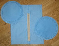 Helpful to see a pic - so i knew to put the zipper in first. Start Sewing a Bolster Pillow Sham or Cover