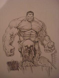 #Hulk #Fan #Art. (Hulk Dale Commission) By: Dale Keown. (THE * 5 * STÅR * ÅWARD * OF: * AW YEAH, IT'S MAJOR ÅWESOMENESS!!!™)[THANK Ü 4 PINNING!!!<·><]<©>ÅÅÅ+(OB4E)