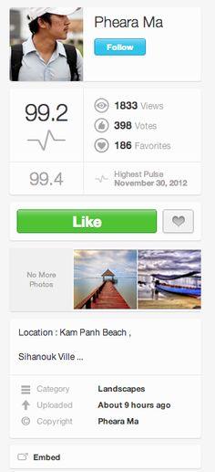 #dashboard | Inspiration for #rewards site