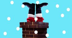 How To Find Out, Santa, Merry, Christmas, Xmas, Navidad, Noel, Natal, Kerst
