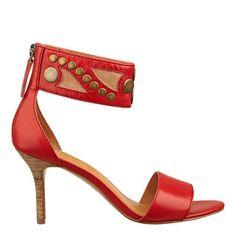 "Nine West Vintage America Collection ""Grandiose"" sandal http://vintageamericacollection.com"