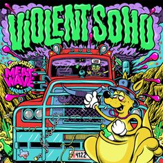 Violent Soho – Tour Poster