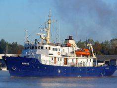 La missione anti-migranti della 'nave nera' è finita prima di iniziare