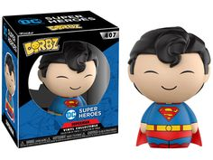 #transformer Dorbz: DC Super Heroes Superman