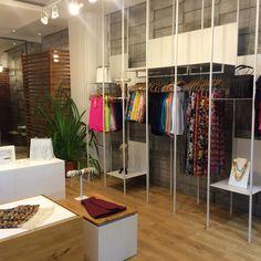 Visual Merchandising tienda #Lecheria m&m Feria Diseño #Venezuela #moda #diseñovenezolanomm #diseñovenezolano