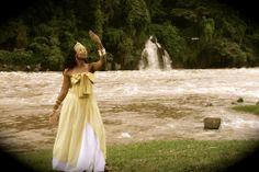 Também na Cachoeira tem a força da Oxum