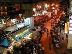 Bangkok, Thailand - Night Market