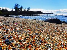 There's A Beach In Hawaii Made Entirely Out Of Seaglass And It's Astounding