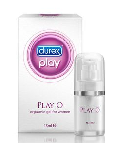 Gel Durex Play lubrication O premium increase female libido, increase orgasms faster 2