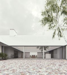 John Pawson Minimalist Architecture, Ancient Architecture, Sustainable Architecture, Amazing Architecture, Contemporary Architecture, Interior Architecture, Landscape Architecture, John Pawson Architect, Nordic Interior Design