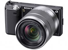 Shop Sony Alpha NEX NEX5K/B Digital Camera with Interchangeable Lens (Black) online at lowest price in india and purchase various collections of Digital Cameras in Sony brand at grabmore.in the best online shopping store in india