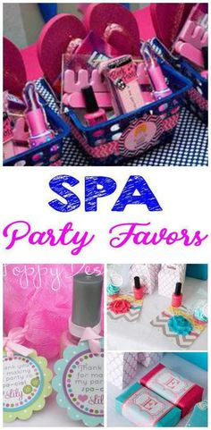 Find the best spa party favors. Have a great spa birthday party for your child with these party favor ideas. These party favors are a great way to add a spa goodie bag for the children and make all the kids spa party memorable. Source by kid_bam_ spa Spa Sleepover Party, Kinder Spa Party, Birthday Sleepover Ideas, Spa Day Party, Girl Spa Party, Spa Birthday Parties, Kids Birthday Party Favors, Children Birthday Party Ideas, Sleepover Games