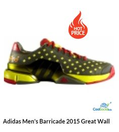 buy popular 845f9 96f4c Adidas Mens Barricade 2015 Great Wall for more details visit  httpcoolsocialads.