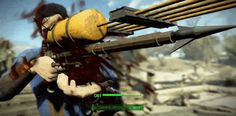 Over the course of development, games go through numerous changes and overhauls. One modder has uncovered a lost Fallout 4 weapon that suggests some very intriguing things about the game's direction. Fallout 4 Weapons, Fallout Mods, Fallout Nuka Cola, Fallout 4 Secrets, Bethesda Games, Game Props, Fall Out 4, Old Games, Skyrim