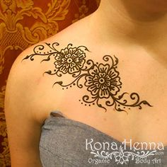 Kona Henna Studio - chests gallery