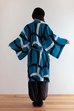 (If Kosode cage) SOU · SOU clothing muslin Kosode coat - Nukiatamakoromo and try to fit.