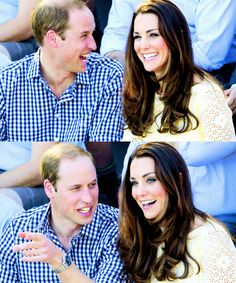 Prince William and Kate Middleton - The Duke and Duchess of Cambridge