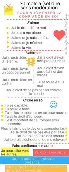 Quotes and inspiration QUOTATION - Image : As the quote says - Description affiche positive enfant classe confiance en soi Sharing is love, sharing is Positive Attitude, Positive Quotes, Motivational Quotes, Quotes Inspirational, Oponopono Mantra, Encouragement, Miracle Morning, Life Quotes Love, Zen Quotes