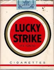 lucky strike font - Google Search