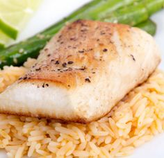 Simple & Delicious: Ginger Lime Mahi Mahi. Perfect for your summer brunch, this light and tasty fish recipe can be prepared in minutes.