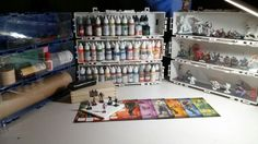 #26 Miniatures painting toolkit.