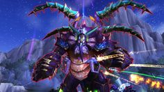 World of Warcraft Players Accidentally Unleash World-Eating Boss - IGN News Blizzard has previously promised that World of Warcraft's Legion expansion would come with some deep secrets to find but a group of treasure hunters found something literally bigger than they expected after solving a complex puzzle. September 08 2016 at 08:19PM  https://www.youtube.com/user/ScottDogGaming