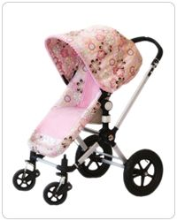 bugaboo cameleon stroller instructions