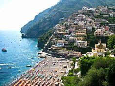 Amalfi Coast, Italy - Provided by The Huffington Post