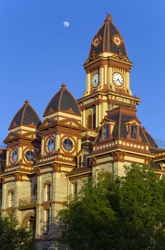 Picture of Lockhart, TX Courthouse| PlanetWare