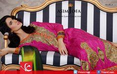 Asim Jofa Luxury Lawn Collection 2014