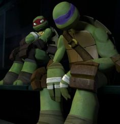 have you ever notice raphael face here ?? =(