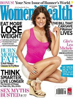 Lea Michele my fitness inspiration!! Fitspiration!!!