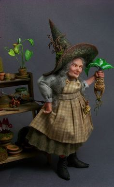 Heda the witch - Fairystudiokallies