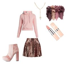 """""""Untitled #48"""" by kennise1 on Polyvore featuring Charlotte Russe, Vetements and Boohoo"""
