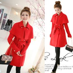 How precious is this coat??! Plus it comes in red, a color which is quickly becoming my favorite!