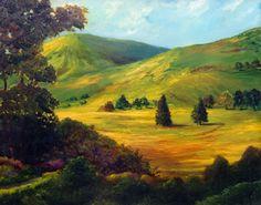 Space: landscape painting | Digital STEAM Workshop