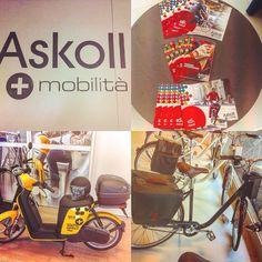 mobility.askoll.com     #motorino #scooter #motorbike #askoll #mobilità #nosmog #elettrico #ambiente #natura #ecofriendly #bici #bike #accessori #tucanourbano #abus #natura