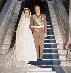 15 May 2012. A Multimedia Presentation. Fifty Years Ago… 14 May 1962. King Juan Carlos and Queen Sofía Were Wed in Catholic and Orthodox Rites » 00b King Juan Carlos and Sofia wedding