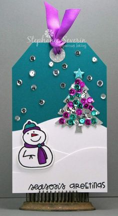 Paper Smooches: PS Patrol - December - Stephanie Severin